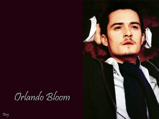 Orlando Bloom Wallpaper