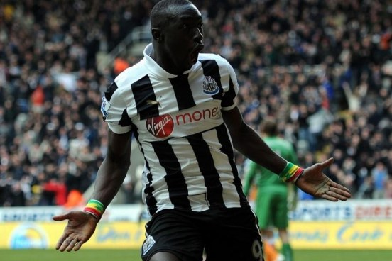 Papiss Cisse Shared Picture