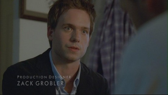 Patrick In Lost The Man From Tallahassee Patrick J Adams
