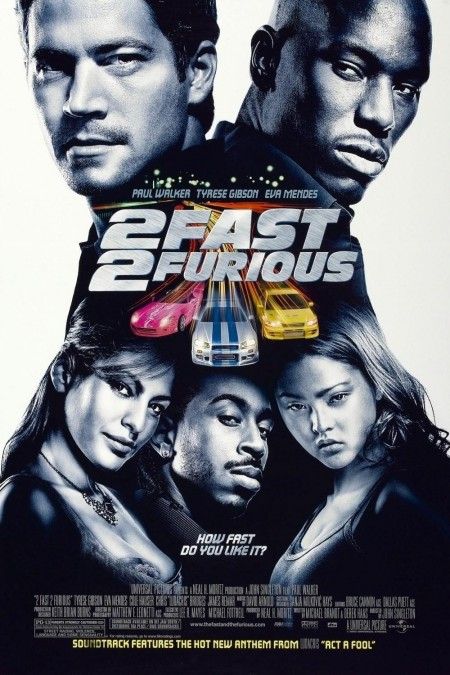 Fast Furious Poster Fast Furious
