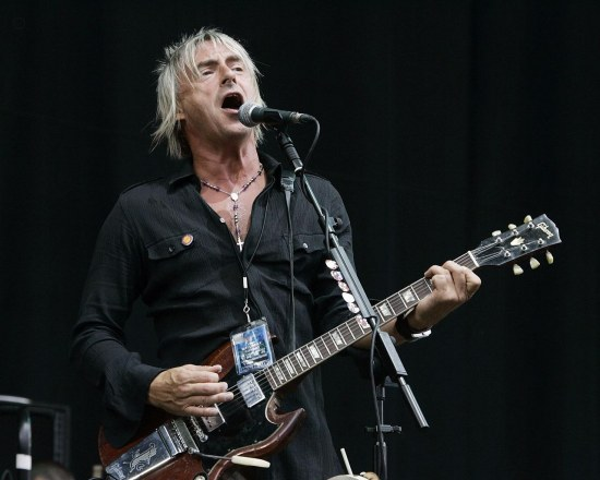 Paul Weller Wallpaper