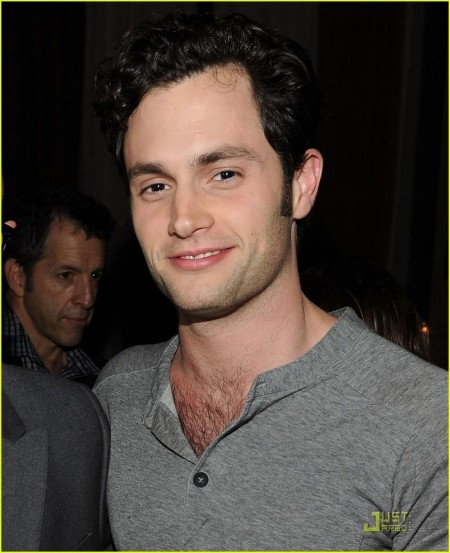 Penn Badgley Cairo