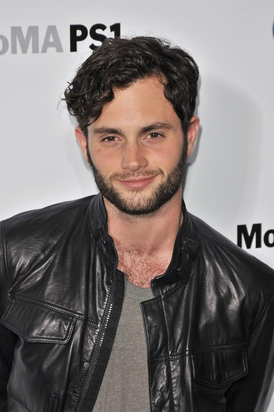 Penn Badgley Hot
