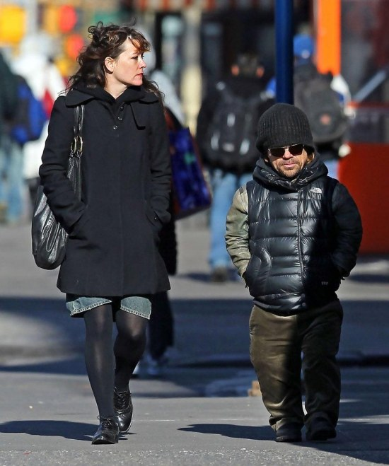 Erica Schmidt Peter Dinklage Wife Erica Out Pbhfztegldyx And Wife