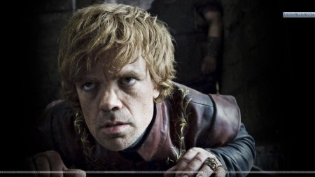 Game Of Thrones Peter Dinklage Laying Face Closeup