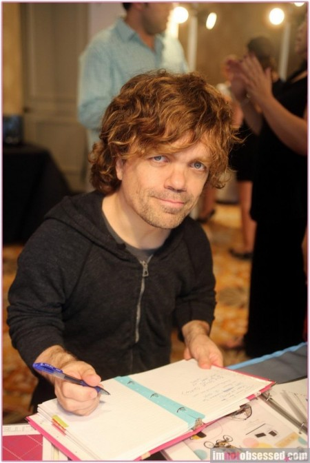 Peter Dinklage Uppababy