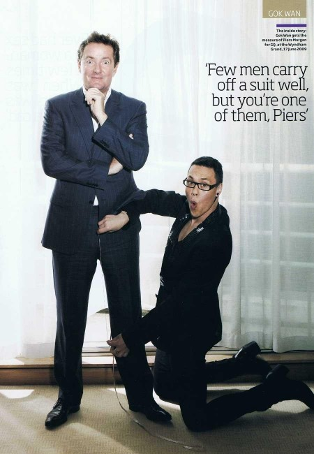 Gok Wan Gq Interview Page