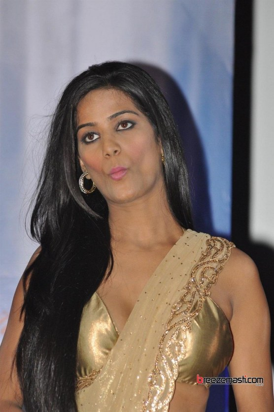 Poonam Pandey Hot Photo Shoot At Nasha Movie Launch