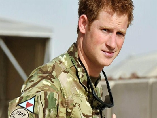 Ndg Mzg Ndcxmjq Prince Harry Deployed To Afghanistan