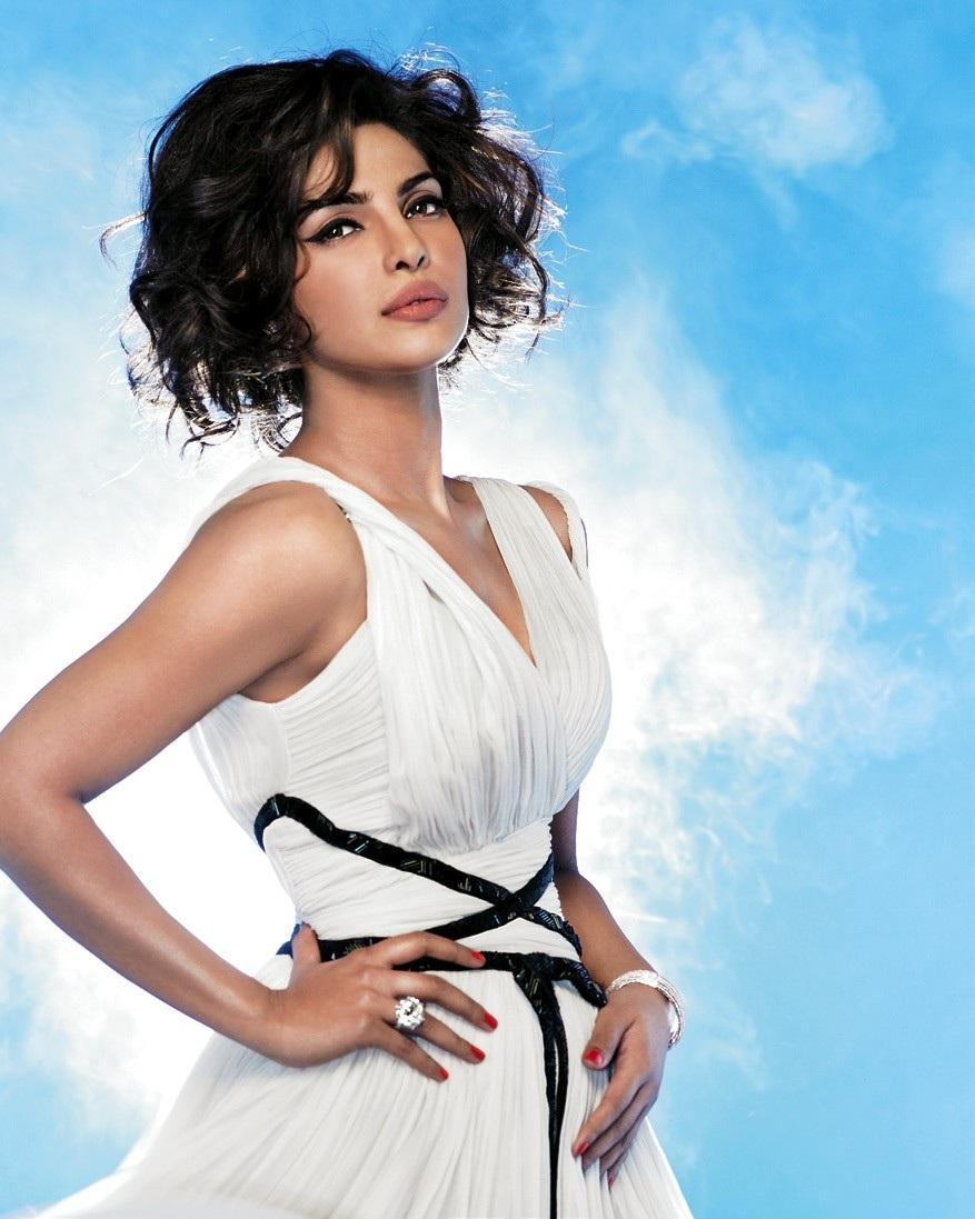 Priyanka Chopra Hello India June