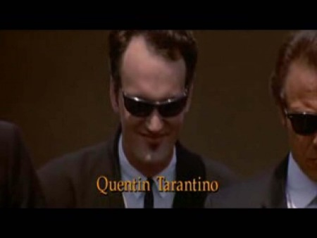 Quentin In Reservoir Dogs Quentin Tarantino