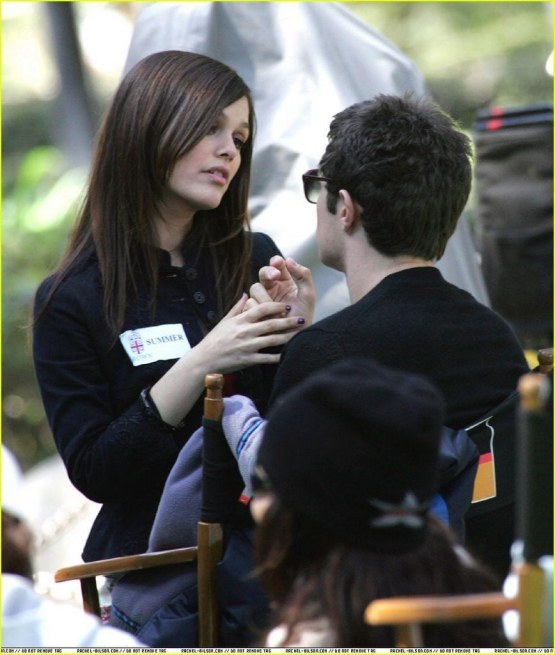 Filming The Oc Adam Brody And Rachel Bilson Oc