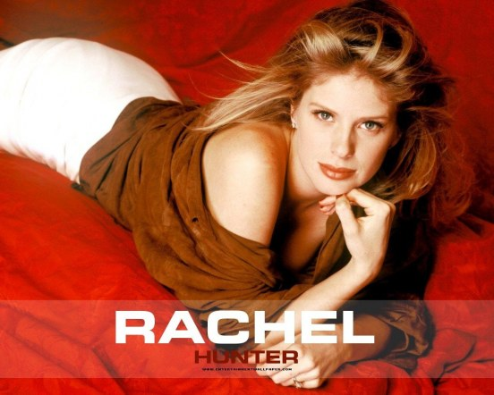 Rachel Hunter Now