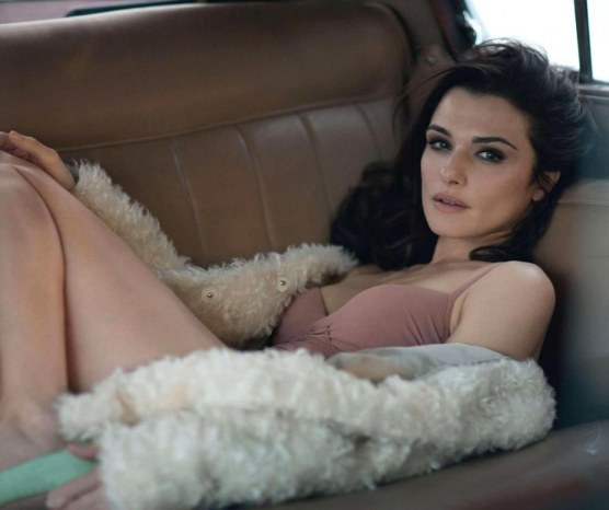 Rachel Weisz For Esquire Uk Magazine April Esquire