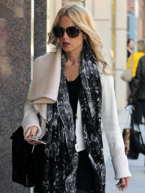 Rachel Zoe Never Gives Up Her Style Style