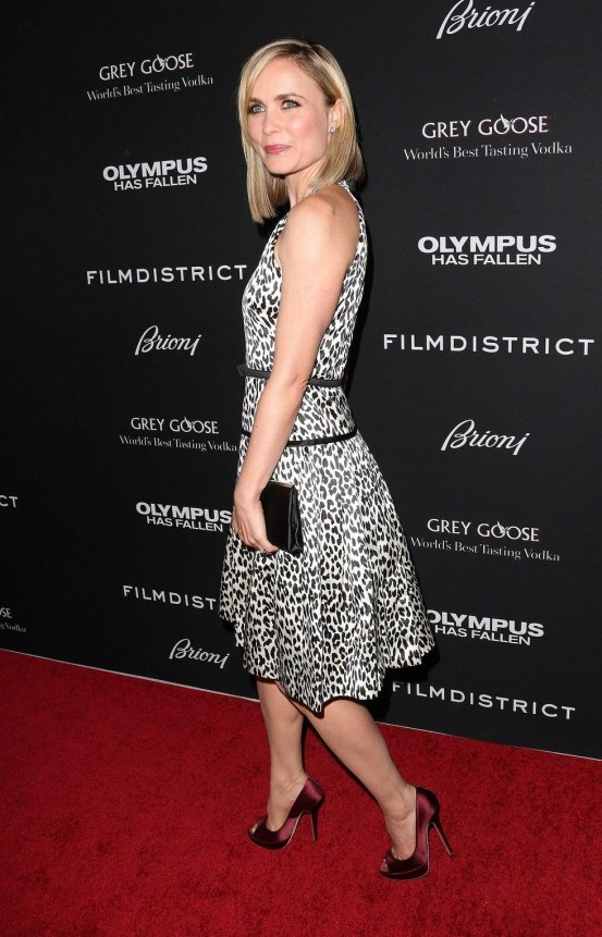 Radha Mitchell At The Premiere Of Olympus Has Fallen In Hollywood Olympus Has Fallen