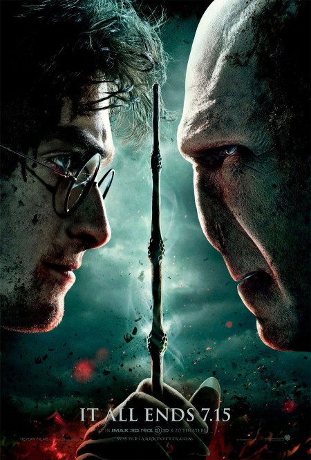 Harry Potter And The Deathly Hallows Voldemort