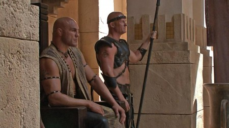 Picture Of Randy Couture In The Scorpion King Rise Of Warrior Large Picture Scorpion King