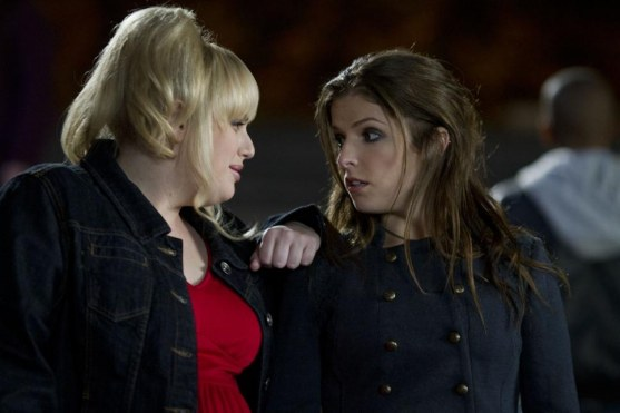 Anna Kendrick Rebel Wilson Pitch Perfect Image Pitch Perfect