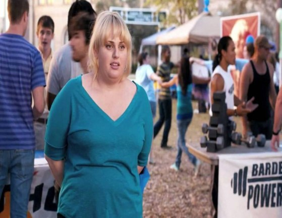 Rebel Wilson In Pitch Perfect Movie