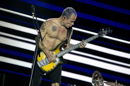 Red Hot Chili Peppers Rock In Rio Madrid