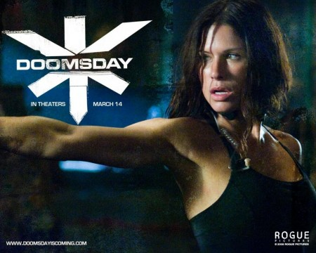 Rhona Mitra In Doomsday Wallpaper Doomsday