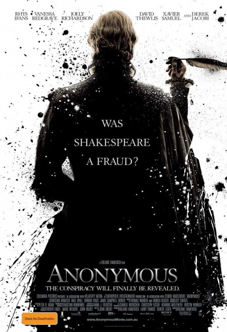 Anon Poster Aus Anonymous