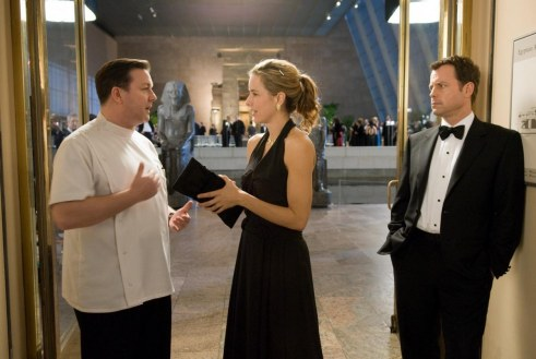 Ghost Town Movie Image Ricky Gervais Greg Kinnear And Leoni Movies