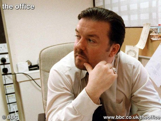 Ricky Gervais As David Brent In The Office Wallpaper Normal The Office