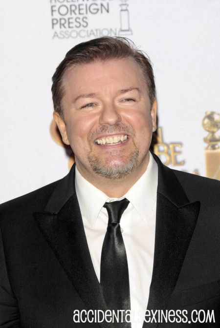 Ricky Gervais Hot