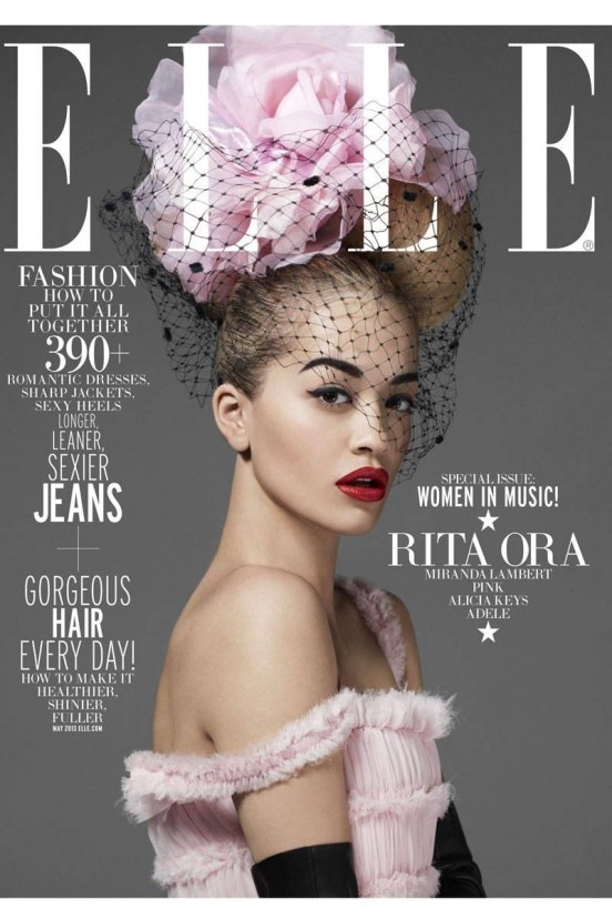 Elle May Sub Cover Women In Music Rita Ora Xln Xln Body