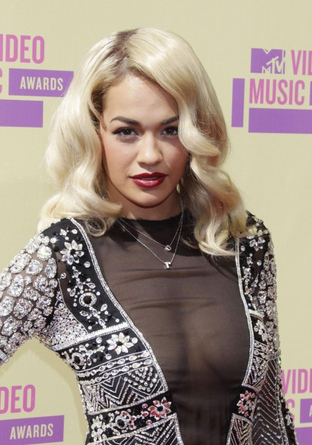 Expostas Com Rita Ora Mtv Video Music Awards