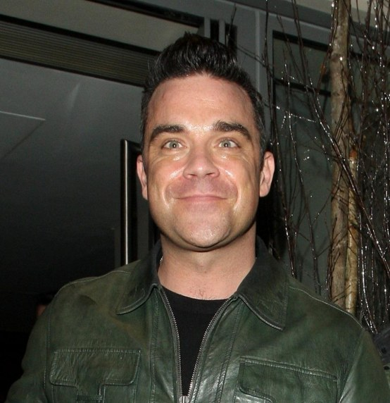 Robbie Williams Robbie Williams Sighting Ruklcrwef