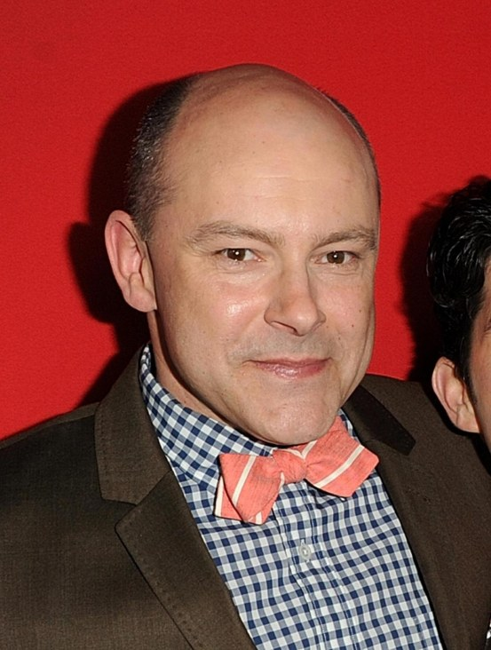 Rob Corddry In Warm Bodies Large Picture