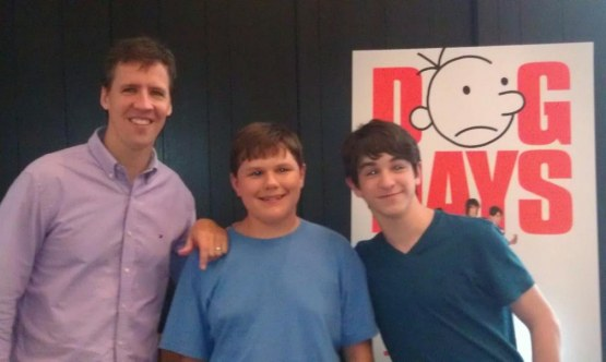 Imag And Zachary Gordon