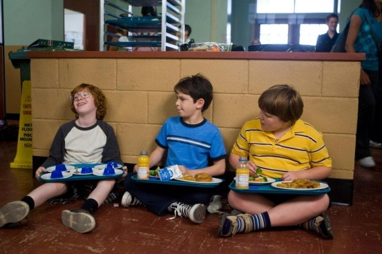 Still Of Grayson Russell Zachary Gordon And Robert Capron In Diary Of Wimpy Kid