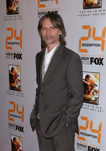 Robert Carlyle Redemption Premiere Nyc