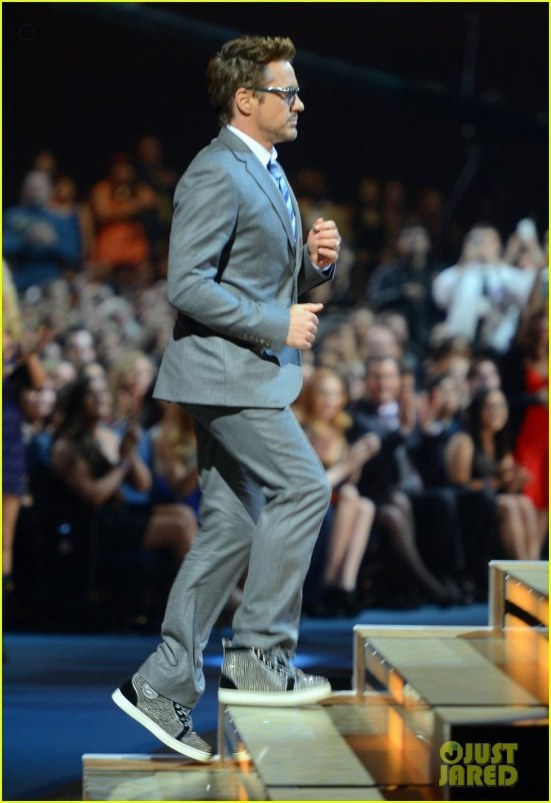 Robert Downey Jr People Choice Awards