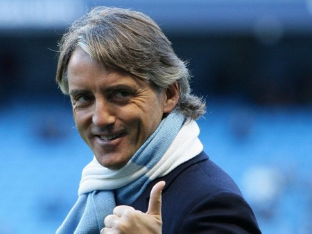 Roberto Mancini Safecrowd For Fans