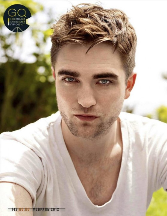Robert Pattinson Gq Rusya