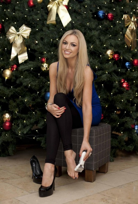 Rosanna Davison Micropedi Photo By Richiestokescom