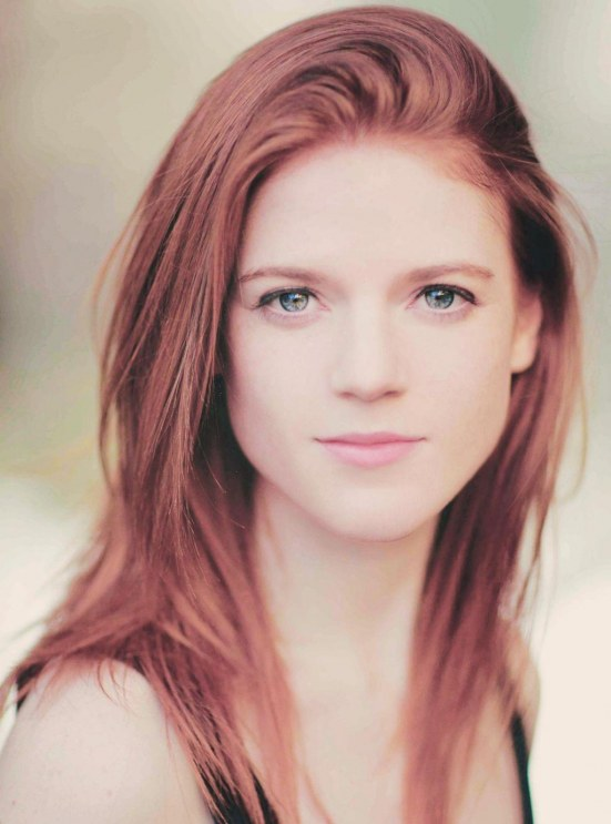 Piccit Rose Leslie Aka Ygritte From