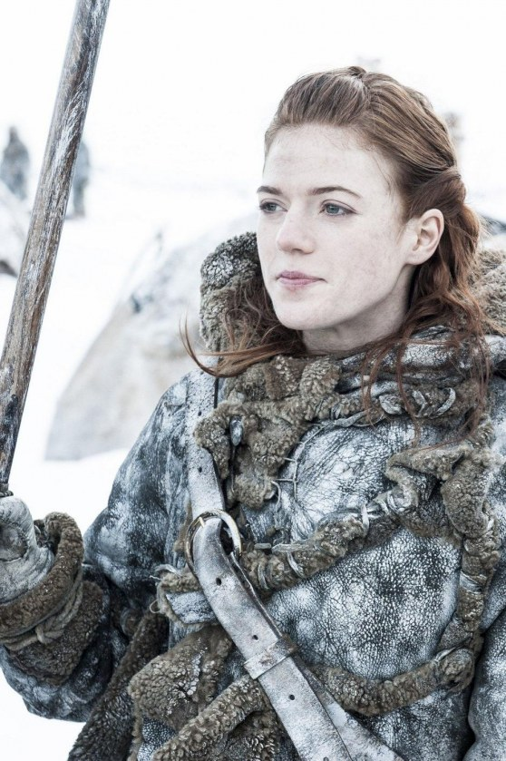 Rose Leslie In Game Of Thrones Season Ygritte