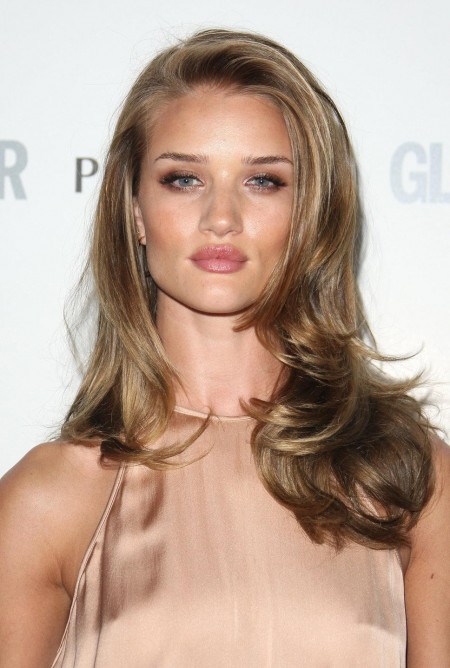 Rosie Huntingtonwhiteley Big