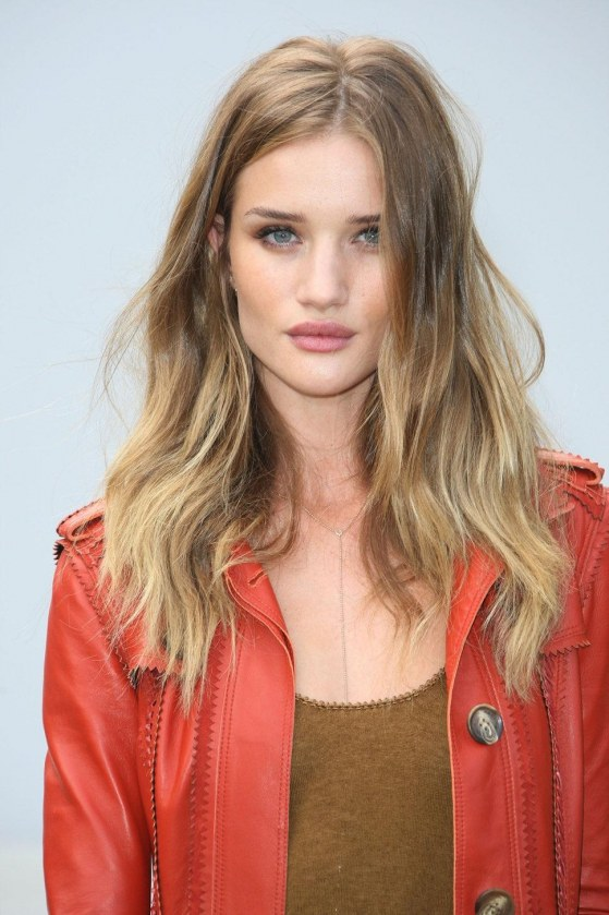 Rosie Huntingtonwhiteley Red