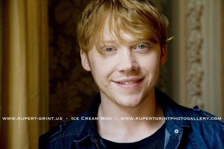 Press Conference Portraits Rupert Grint