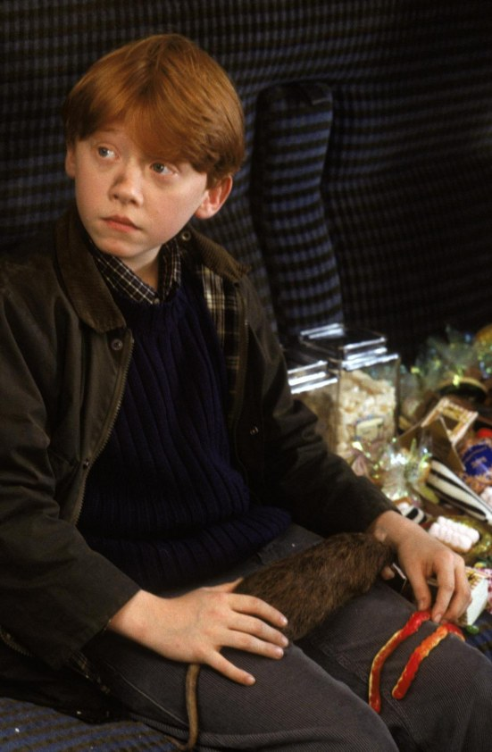Rupert Grint Harry Potter And The Sorcerer Stone Harry Potter