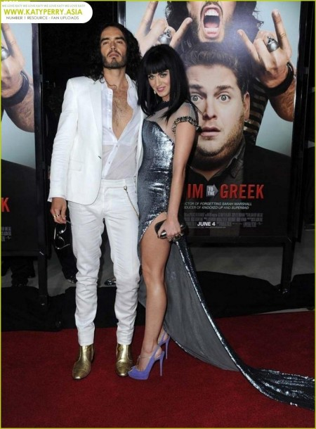 Njc Mzi Katy Perry Russell Brand Red Carpet Red Carpet Red Carpet
