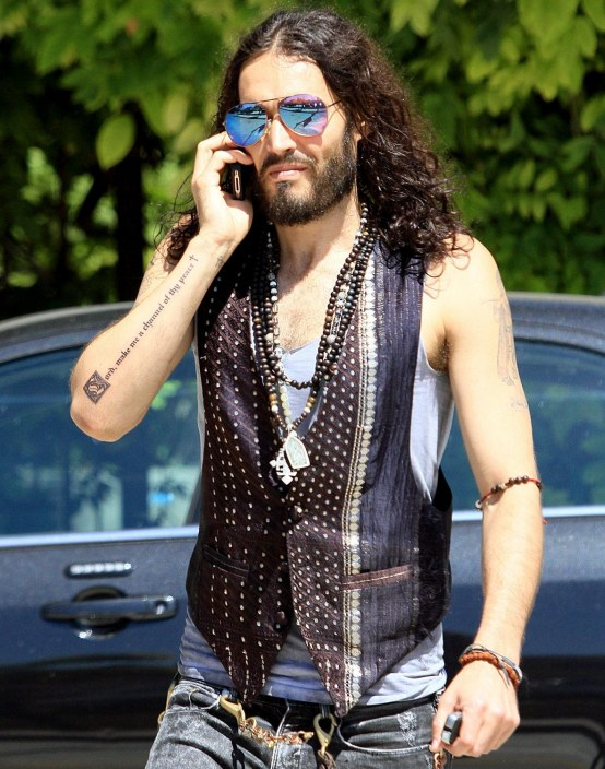 Russell Brand Celebrity