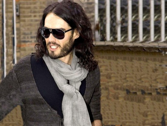 Russell Brand Clothes